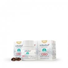 Kapsułki Żelowe CBD 4% — opakowanie zbiorcze