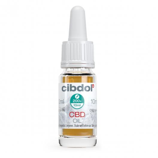 Olej CBD 5% (500mg)