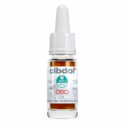 Olej CBD 40% (4000mg)